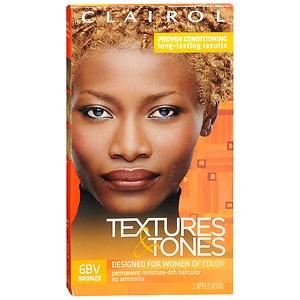 Texture Tones Hair Color