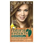 Clairol Natural Instincts Non-Permanent Hair Color, 7A/10 Dark