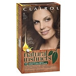 Clairol Natural Instincts Non-Permanent Hair Color, 13/6 Light Brown- 1 ea