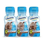 Glucerna Shake for People with Diabetes, 8 fl oz Bottles, Rich Chocolate