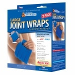 Bed Buddy Joint Wraps, 2 Pack, Large