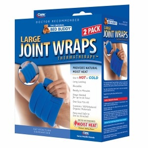 Bed Buddy Joint Wraps, 2 Pack, Large- 1 ea