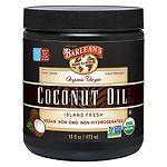 Barlean's Organic Oils Extra Virgin Coconut Oil