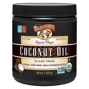Barlean's Organic Oils Extra Virgin Coconut Oil- 16 oz
