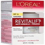 L'Oreal Paris Revitalift Complete Day Cream, Anti-Wrinkle & Firming Moisturizer- 1.7 oz