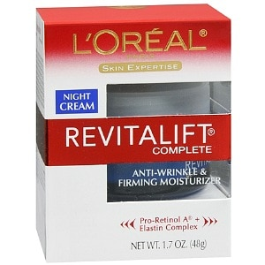 L'Oreal Revitalift Complete Anti-Wrinkle &amp; Firming Moisturizer Night Cream