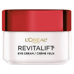 L'Oreal Paris Revitalift Complete Anti-Wrinkle & Firming Moisturizer Eye Cream, .5 oz