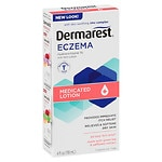 Dermarest Eczema Medicated Lotion, Fragrance Free- 4 fl oz
