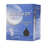 Optics Laboratory Eye-Cept, Rewetting Drops, Single-Use Droppers- 20 ea