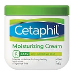 Cetaphil Moisturizing Cream, Fragrance Free