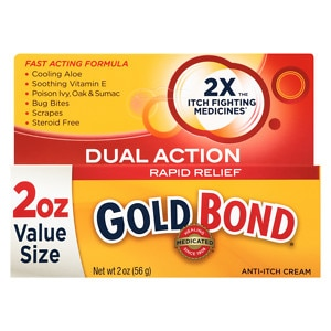 Gold Bond Maximum Strength Medicated Anti-Itch Cream&nbsp;