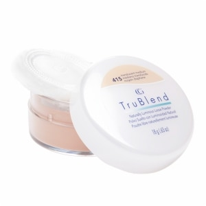 CoverGirl TruBlend Naturally Luminous Loose Powder, Translucent Medium 415- .63 oz