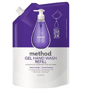 method Gel Hand Wash Refill, French Lavender