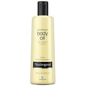 Neutrogena Body Oil, Light Sesame Formula, Original- 8.5 fl oz
