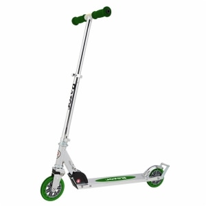 Razor A3 Scooter, Green