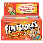 Flintstones Children's Complete Multivitamin/Multimineral,