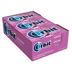 Orbit Sugar Free Gum, Bubblemint, 12 pk- 14 ea