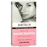 Parissa Wax Strips Mini Eyebrow Design