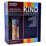 KIND Fruit + Nut Nutrition Bars, Almond & Coconut