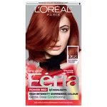L'Oreal Paris Feria Power Reds, High-Intensity, Shimmering Colour, Rich Auburn R68- 1 ea