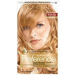 L'Oreal Superior Preference Fade Defying Color & Shine System, Permanent, LT Golden Reddish Blonde 9GR