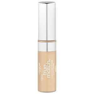 L'Oreal True Match Super-Blendable Concealer, Fair Light Warm W1-2-3
