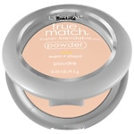 L'Oreal Paris True Match Super-Blendable Powder, Light Ivory W2
