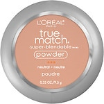 L'Oreal Paris True Match Super-Blendable Powder, True Beige N5