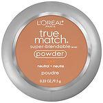 L'Oreal Paris True Match Super-Blendable Powder, Classic Tan N7