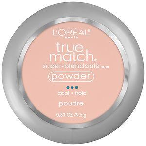 L'Oreal Paris True Match Super-Blendable Powder, Natural Ivory C2- .33 oz