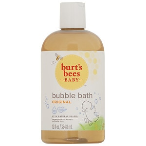 Burt's Bees Baby Bee Bubble Bath- 12 oz