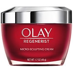 Olay Regenerist Advanced Anti-Aging Micro-Sculpting Cream Moisturizer- 1.7 oz