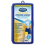 Dr. Scholl's Dual Action Freeze Away Wart Remover- 1 kit