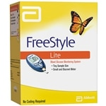 FreeStyle Lite, Blood Glucose Monitoring System- 1 ea