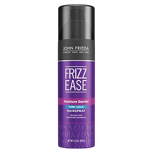 John Frieda Frizz-Ease Moisture Barrier Hairspray, Firm-Hold