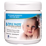 Triple Paste Medicated Ointment for Diaper Rash- 16 oz
