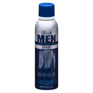 Nair Men Hair Remover Spray- 6 fl oz