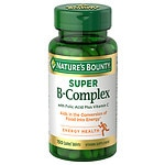 Nature's Bounty Super B Complex +C 100ct- 100 ea
