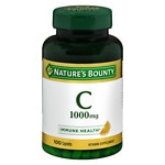 Nature's Bounty Pure Vitamin C 1000mg Caplets- 100 ea