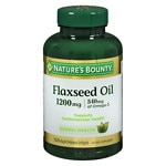 Nature's Bounty Flax Oil 1200mg 100ct