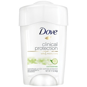 Dove Clinical Protection Anti-Perspirant Deodorant, Cool Essentials