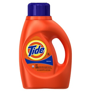 Tide Liquid Laundry Detergent 32 Loads, Original- 50 oz