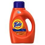 Tide Liquid Detergent, High Efficiency, 32 Loads, Original