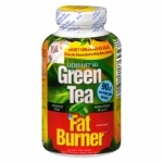 Applied Nutrition Green Tea Fat Burner, Liquid Soft-Gels