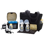 Medela Advanced Breastpump, On-the-Go Tote!- 1 ea