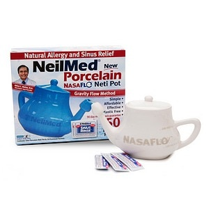 NeilMed Porcelain Neti Pot- 1.52 oz