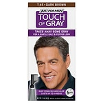 Just For Men Touch of Gray Hair Treatment, Dark Brown - Gray T-45