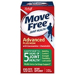 Schiff Move Free Bone & Joint Supplement, Glucosamine Chondroitin + MSM, Tablets- 120 ea