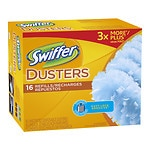 Swiffer Dusters Cleaner Refills, Unscented- 16 ea