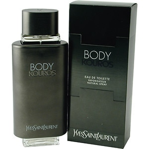Yves Saint Laurent Kouros Body Eau de Toilette for Men- 3.4 oz